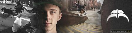 Alex Burston: Winter Edit by Nick Lomax