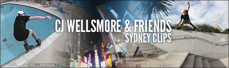 CJ Wellsmore & Friends: Sydney Clips