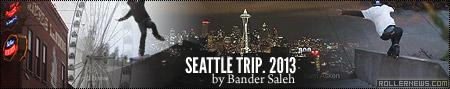 Seattle Trip (2013) by Bander Saleh