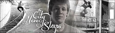 Mason Richard: The City Never Sleeps
