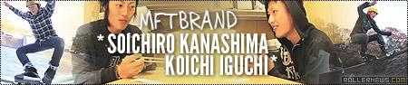 Soichiro Kanashima & Koichi Iguchi