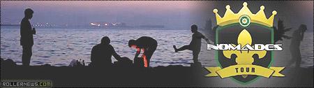 Nomades Tour 2012 by Mathieu Heinemann: Trailer