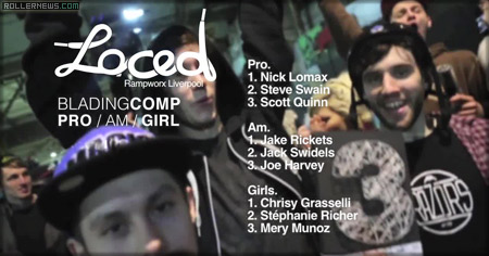 Laced Series at Rampworx Skatepark 2013