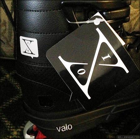 Valo: 10 Year Anniversary Spring Line (2013)