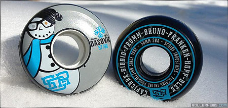 Scribe Urethane: Brett Dasovic and v1 AM wheel