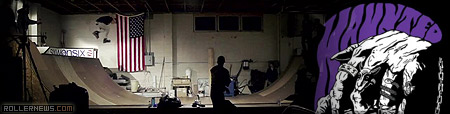 Haunted @ Sixwonsix Warehouse by Brad Osantoski