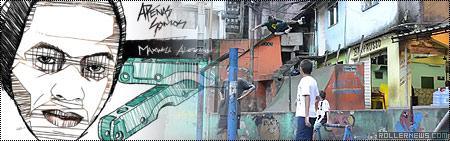 Maxwell Alexandre: Vert Skating in the Favelas
