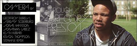 Through Our Eyes: Gregory Preston