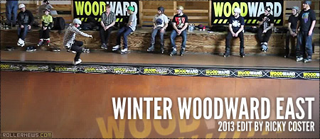 Craig Parsons (39) & Friends: Winter Woodward East, 2013 Edit by Ricky Coster