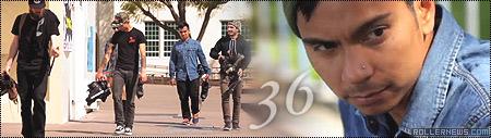 Jon Julio: 36, Edit by Ivan Narez