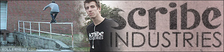 Kyle Wood: Scribe Industries, Winter Section 2013