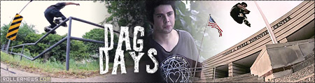 Dag Days, Dvd by Anthony Medina