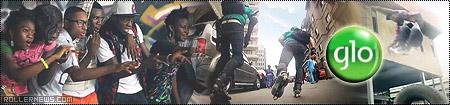 GLO WHEELZ 4 MEALZ (Africa): Tv commercial