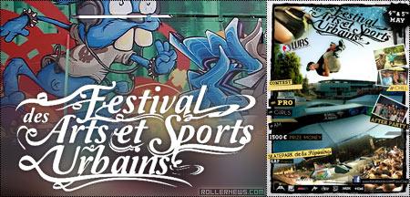 FASU: Festival des arts et sports urbains