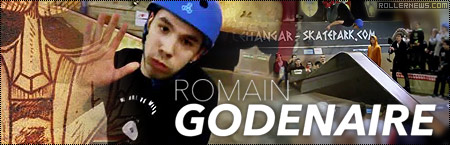 Romain Godenaire: Gladiator Contest 2013