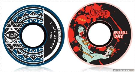 Circolo Wheels: Louie Zamora & Russel Day
