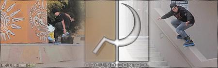 Ground Control Frames Presents Royal Blue with Korey Waikiki & Dre Powell