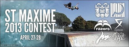St Maxime Contest (France): Chill 2013 Promo Edit with Roman Abrate and friends