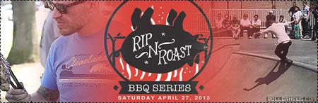 Rip -N- Roast BBQ (Paramount Skatepark)