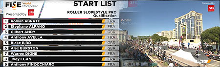 FISE World 2013 (Montpellier, France): Slopestyle Pro Qualifications