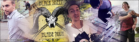 Black Sheep, Blade Tour 2013 (Minnesota, USA)