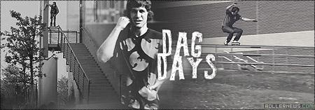 Ian Freunscht: Dag Days Section by Anthony Medina