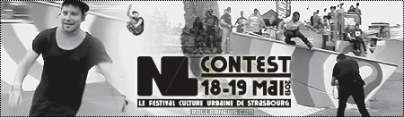 Nouvelle Ligne - NL Contest 2013 (Strasbourg, France) - Results