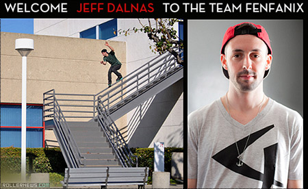Jeff Dalnas: welcome to the Fenfanix team