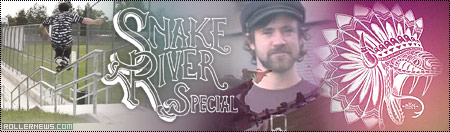 Dan Dickerson: Snake River Special, Section