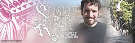Jeff Stanger: Snake River Special, Section (2012)