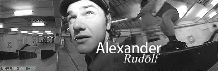 Alexander Rudolf: 30 minutes at the Backyard Skatepark