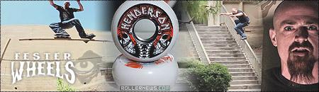 Derek Henderson: Fester Wheels, Edit by Joey Ihara