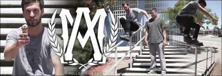 Trick Tips with Kyle Nolte: How To Do A Handrail