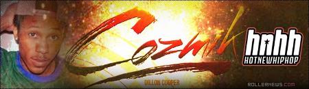 Dillon Cooper - Cozmik Mixtape (2013)