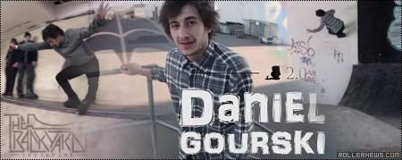 Daniel Gourski (Germany): Skating the 2.0
