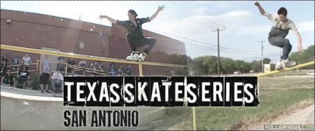 Texas Skate Series 2013: San Antonio
