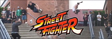 Street Fighter 2013: Clips + Results