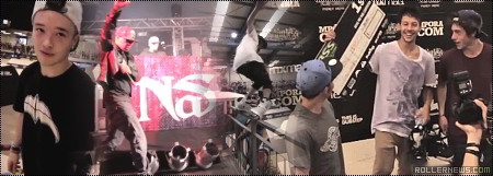 Nass 2013: Clips by James Barnes
