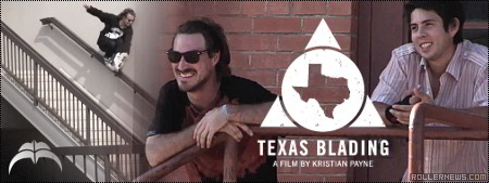 Josh Glowicki & Fritz Peitzner: Texas Blading