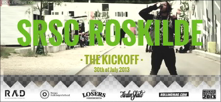 SRSC Roskilde, The Kickoff 2013: Official Edit