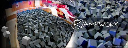 Rampworx: Foam Pit Open