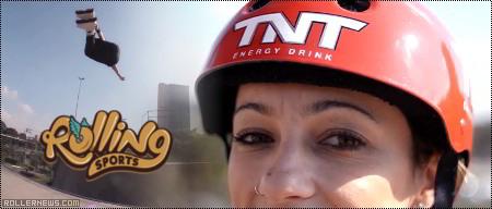 Fabiola da Silva (34, Brazil): Rolling Sports, Episode 2