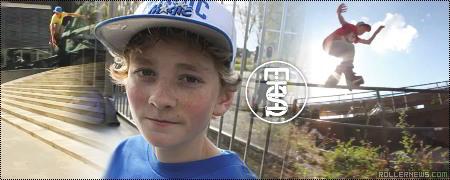 August van der Velden (15): 2013 Profile