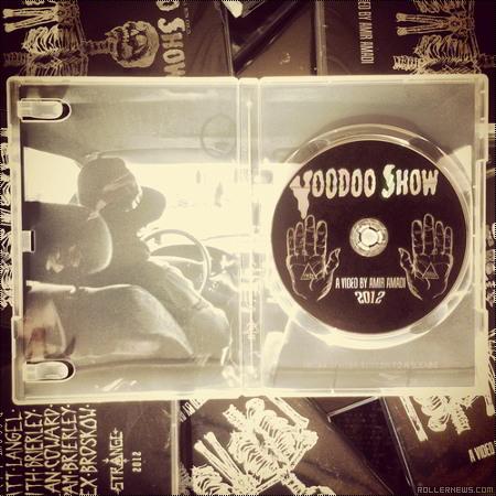 Voodoo Show by Amir Amadi