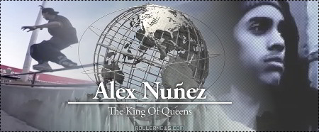 Alex Nunez: The King of Queens (2013) by Austin Paz