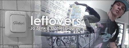 Jo Zenk & Daniel Gourski: 2011-2013 Leftovers