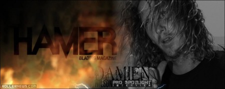 Damien Wilson: Hamer Mag, Pro Spotlight
