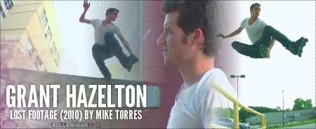 Grant Hazelton: Lost Footage (2010) by Mike Torres