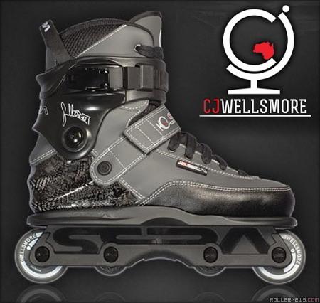 Seba CJ Wellsmore Pro Model