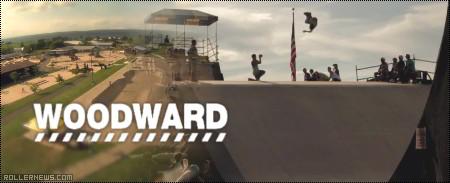 Woodward 2013: Week 11 Edit Featuring Roman Abrate & Wake Schepman, Video by Joe Binford